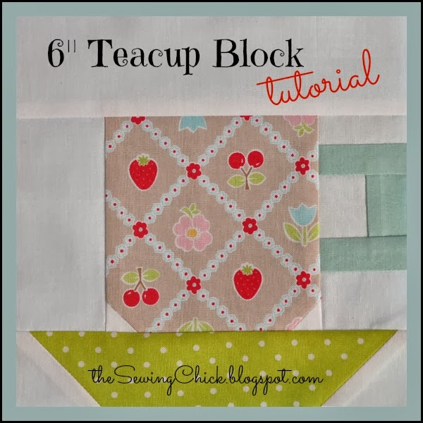 teacup block tutorial