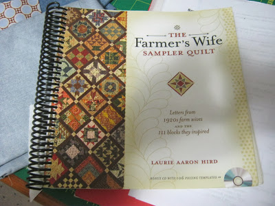 Farmers wife sampler class