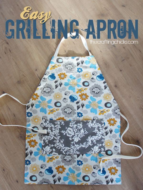 Easy Grilling Aprong