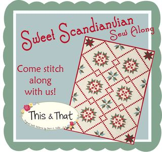 Scandinavian Sew Along