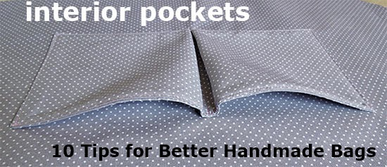 interior pocket tip