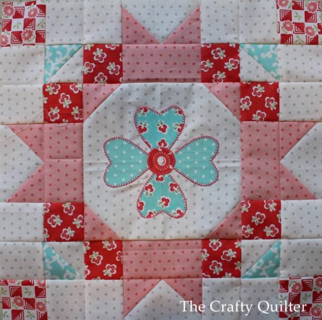 Sew Sweetness block 1 copy