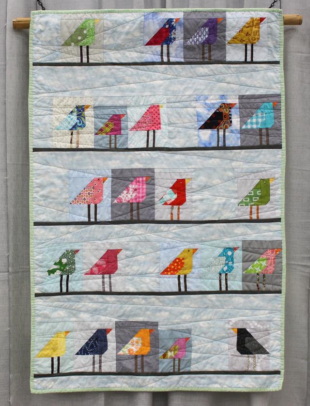 """""""Birds on a Line"""" from Austin, Texas"""