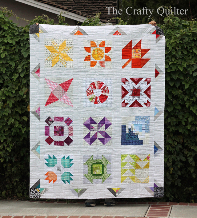 Classic Meets Modern Quilt made by Julie Cefalu