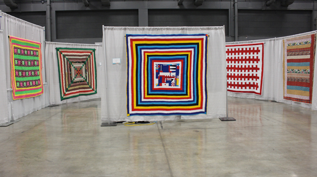"""""""The Quilts of Gee's Bend"""" Exhibit"""