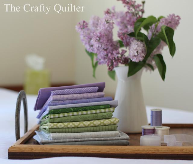 spring fabric copy