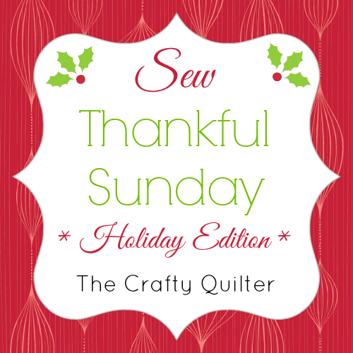 Sew Thankful Holiday