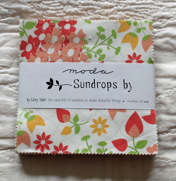Sundrops by Corey Yoder for Moda