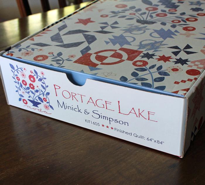 Portage Lake BOM by Minick & Simpson