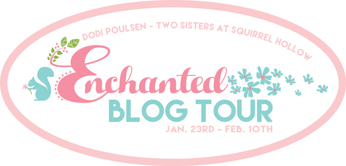 Enchanted Blog Tour with Dodi Poulsen and Riley Blake Designs