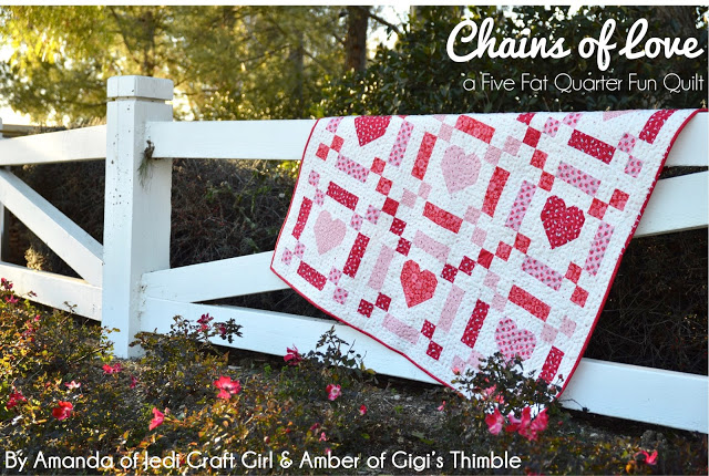 Chains of Love Free Pattern by Jedi Craft Girl and Gigi's Thimble