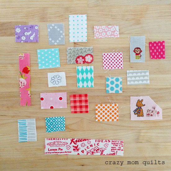 Top 10 Tips for Successful Scrap Quilting by Amanda Jean @ Crazy Mom Quilts