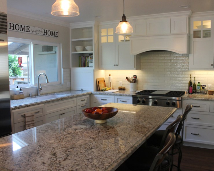 Kitchen remodel project @ The Crafty Quilter