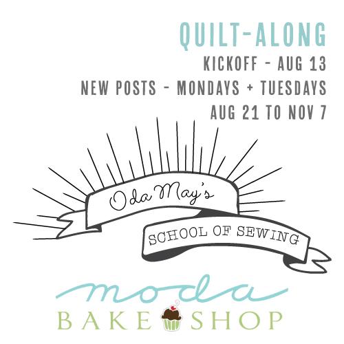 School of Sewing at Moda Bake Shop
