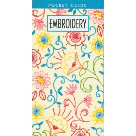 Embroidery Pocket Guide by Leisure Arts