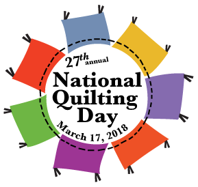 National Quilting Day 2018