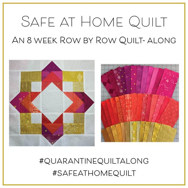Safe at Home Quilt