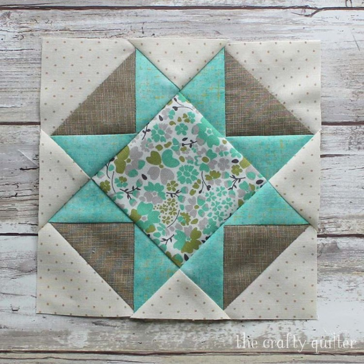 BOM block for the Timeless Tradition BOM.  Made by Julie Cefalu & Dianne Sheppard.  Pattern by Bits n Pieces.