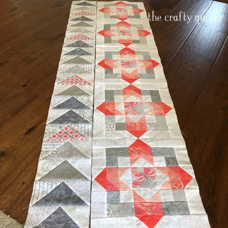 Safe at Home Quilt Blocks made by Julie Cefalu