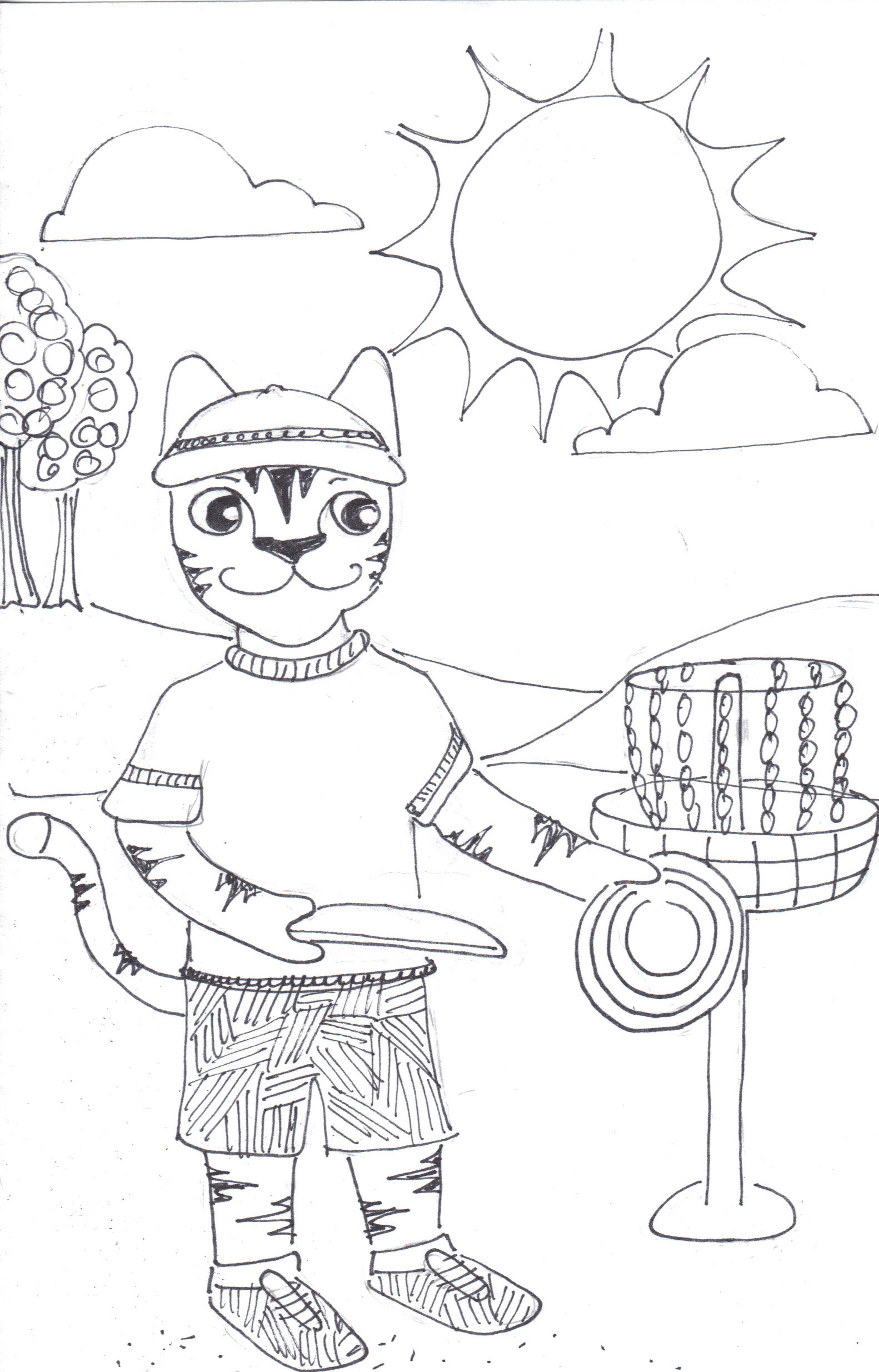 Shojo Nurie Happy Time Coloring Pages Nurie Kawaii