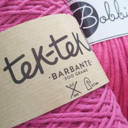Tek-tek Barbante recycled yarn