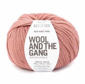 New Wave Yarn by Wool and the Gang Recycled Yarn