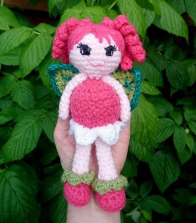 Fairy Crochet Doll pattern