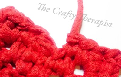 Crochet tutorial how to do an invisible join in the round