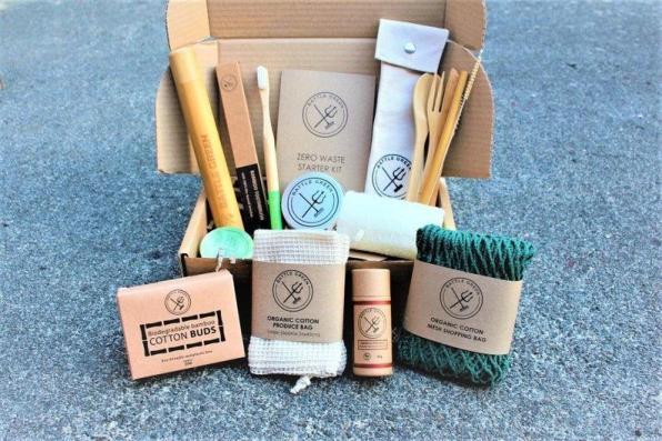 Eco friendly home starter kit - eco friendly gift idea