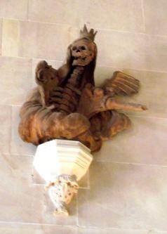 Skeleton Lacock