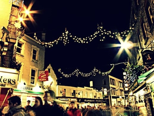 Christmas spirit, Galway magic at Christmas time