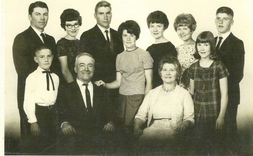 Preston & Marion Painter Family 19630001