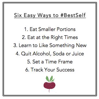 Six Easy Ways to Best-Self