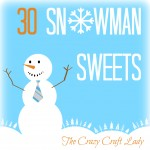 Favorite Snowman Crafts and Treats