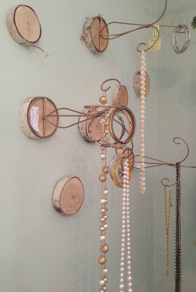 Ornament Holder Jewelry Organization