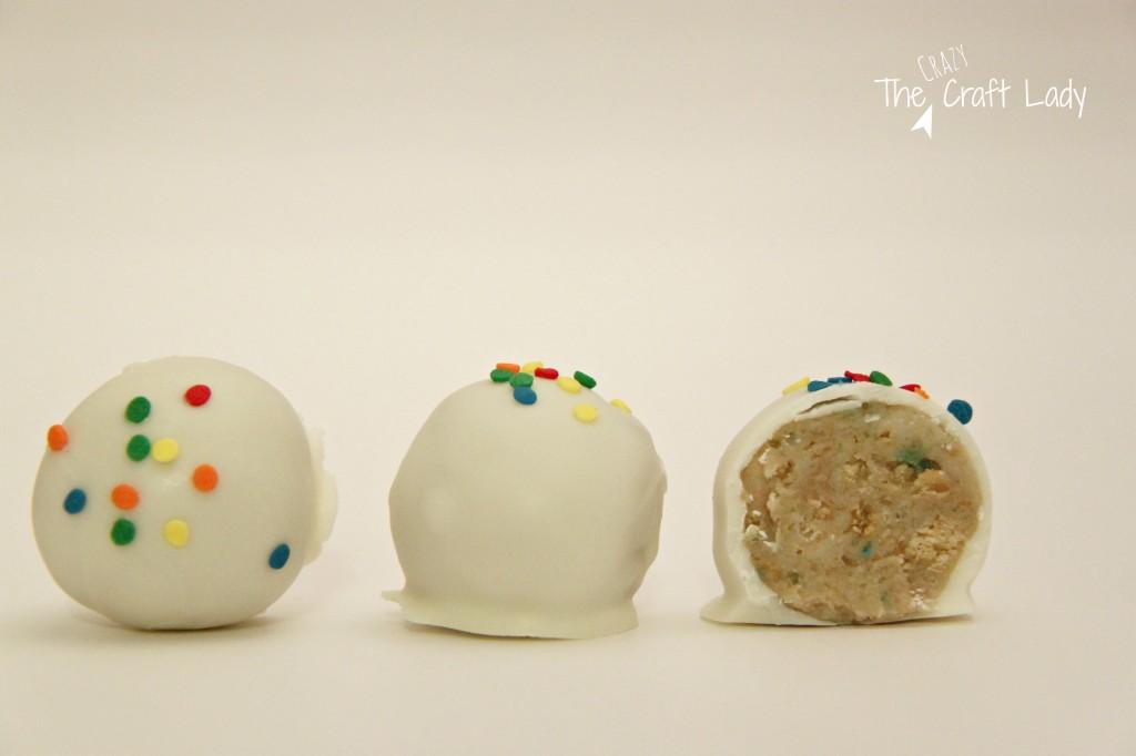 Oreo Birthday Cake Truffles 1