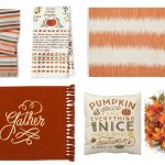 Affordable Fall Decor to bring a little bit of color into your home as the seasons change