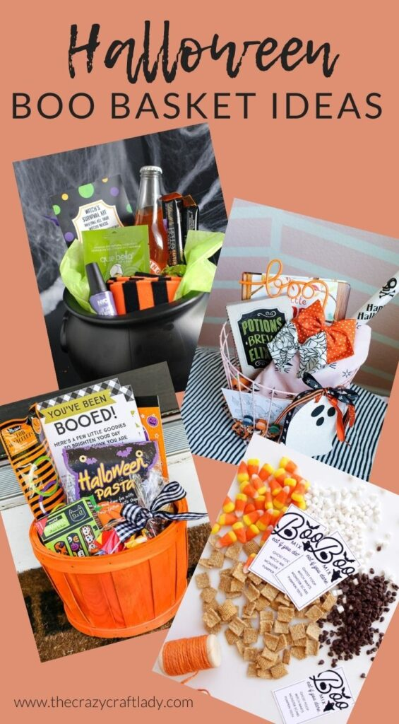 A Halloween tradition - surpries friends and neighbors with a Boo Basket. Learn what to put into a Boo Basket and how to distribute them.