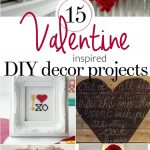 's Day DIY Decor and Crafts - Creative Valentine DIYs