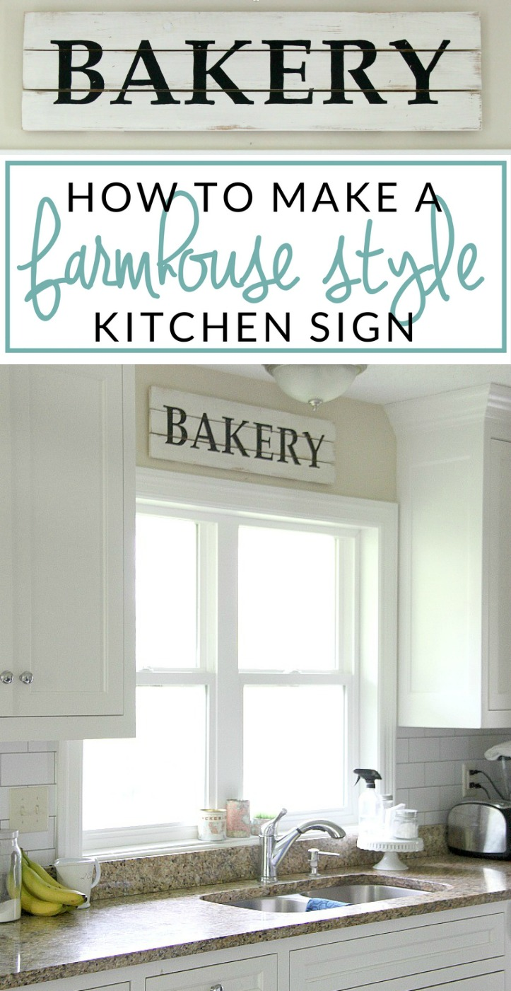 Make farmhouse style signs - no special cutting tools required. How to transfer text to wood.