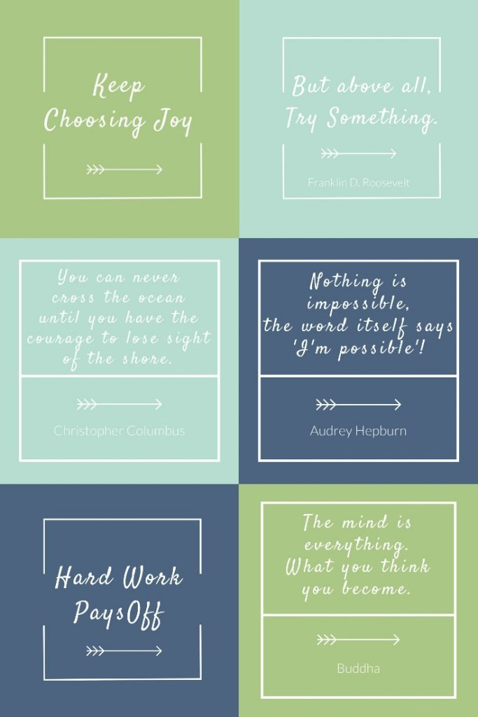 10 free vision board printables download - how to start a vision board & what to put on your vision board