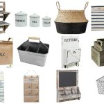 Decorative Storage and Organizing