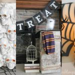 Pottery Barn Halloween - some AMAZING Pottery Barn Inspired Halloween crafts and DIY decor