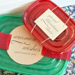 Free Holiday Labels - for Christmas baking and handmade holiday gifts