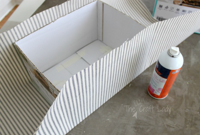 How to Upcycle Cardboard Boxes