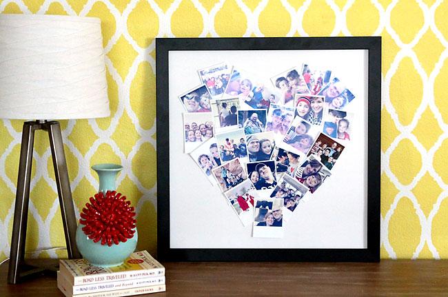 DIY Instagram Photo Crafts - how to use instagram photos