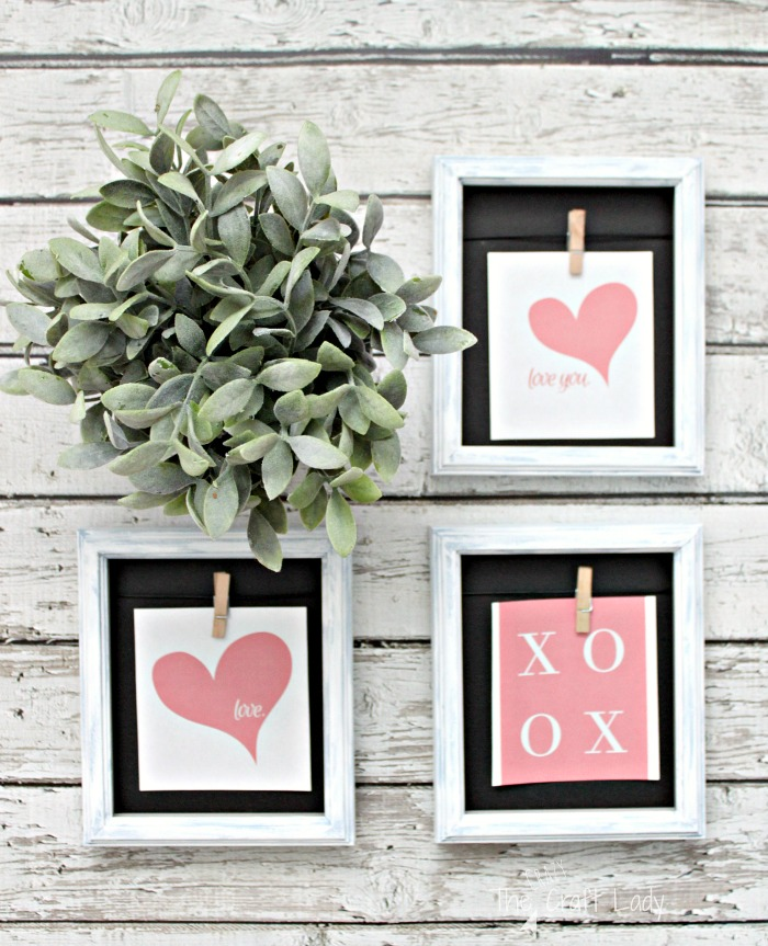 how to paint cheap picture frames