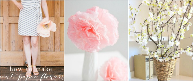 DIY Paper Flowers - I'm always on the hunt for new craft ideas. Check out some of these amazing craft ideas and craft projects that are on my crafting radar right now!