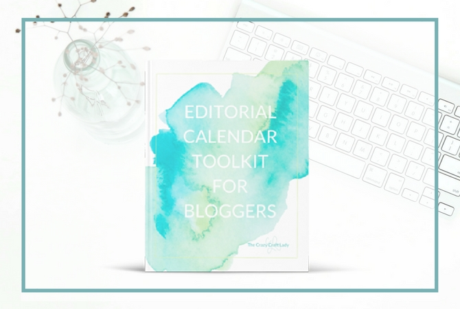 Do you want to become a more organized and productive blogger? Are you using an Editorial Calendar or does your current blog post planning system not work for you? Download this FREE 44-page Editorial Calendar Toolkit to get started!