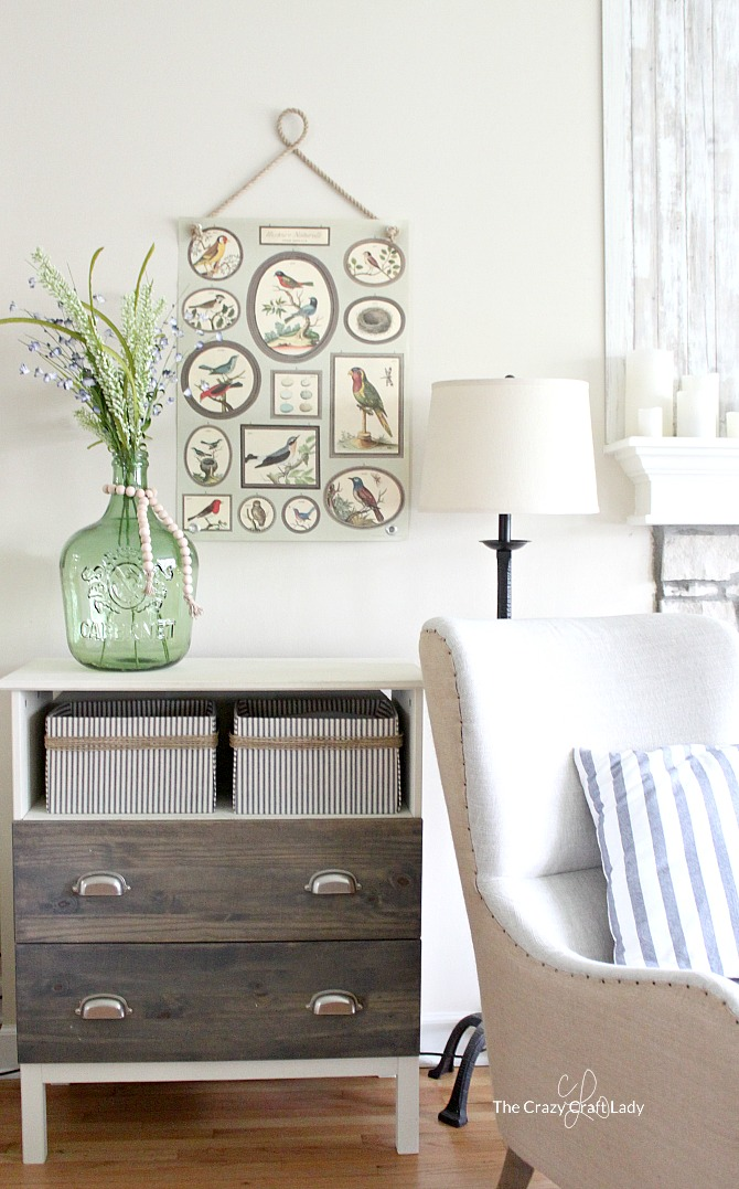 DIY Farmhouse Living Room Decor